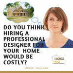 Hiring a professional designer is costly?